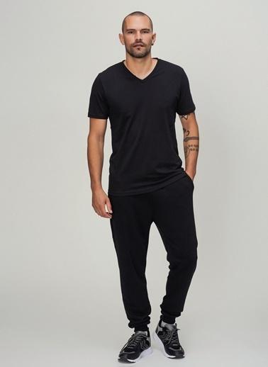 People By Fabrika Tişört Siyah